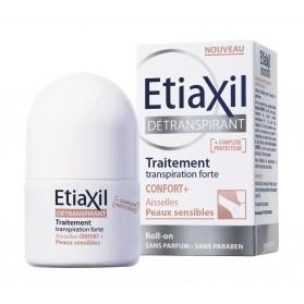 Etiaxil Détranspirant Peaux sensibles bille 15ml