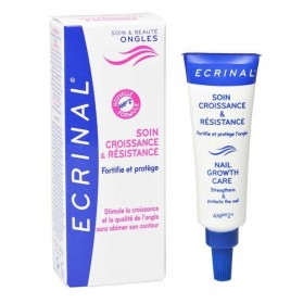 Ecrinal Ongles Soin Croissance Resistance 10 ml