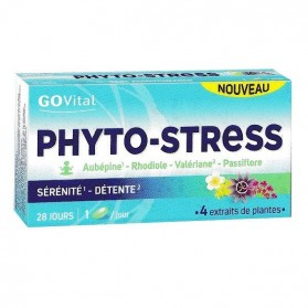 Govital phyto stress 28 comprimés