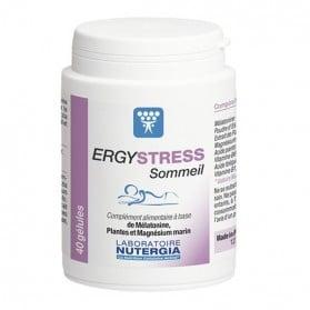 Nutergia ergystress sommeil boite de 40 gélules
