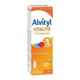 Alvityl forme équilibre vitalité solution multivitaminée 150ml