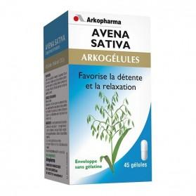 Arkopharma arkogélules avoine 45 gélules