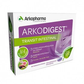 Arkopharma Arkodigest Transit Intestinal 30 comprimés