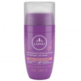 Laino Déodorant Efficacité 24H Extrait de Figue Bio 50 ml