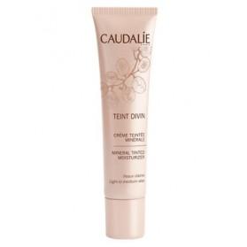 Caudalie Teint Divin Crème teintée Minérale peaux claires 30ml