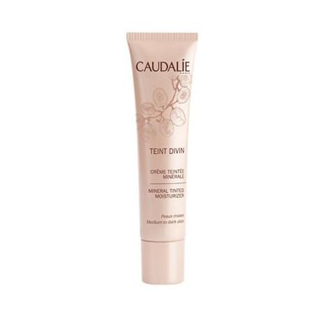 Caudalie Teint Divin Crème Teintée Minérale peaux mates 30ml