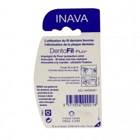 Inava dento fil fluor 35m