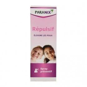 paranix solution répulsive anti-poux 100ml