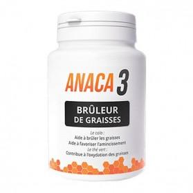 Anaca 3 brûleur de graisses 60 géllules