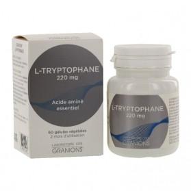 Ea granions L-tryptophane 60 gélules