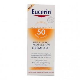 Eucerin sun leb protection crème-gel spf 50 150ml