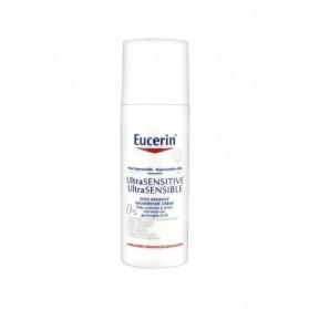 Eucerin Ultra Sensible Soin Apaisant Peau Normale à Mixte 50 ml