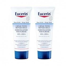 Eucerin UreaRepair Plus crème pieds réparatrice 10% Urea x2