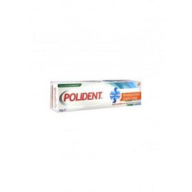 Polident Protection Gencives Crème Fixatrice pour Appareils Dentaires 40 g