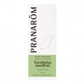 Pranarom huile essentielle eucalyptus mentholé 10ml