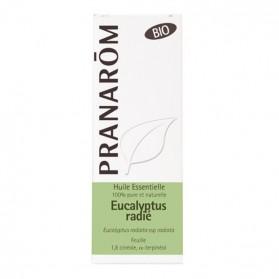 Pranarom huile essentielle bio eucalyptus radié 10ml