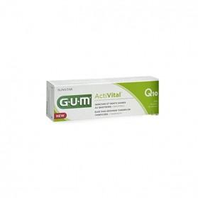Gum activital dentifrice prévention 75ml