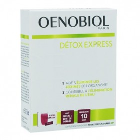 Oenobiol detox express gout sureau fruit du dragon