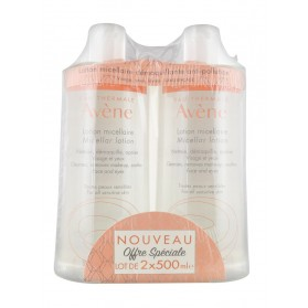 AVENE LOTION MICELLAIRE LOT DE 2*500ML