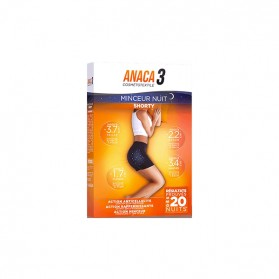 ANACA3 SHORTY MINCEUR NUIT Taille S/M