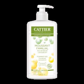 CATTIER - Moussant familial sans savon, 1 l