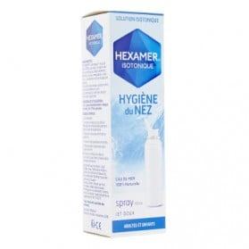 Hexamer isotonique hygiène du nez spray 100 ml