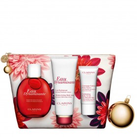 CLARINS COFFRET NOEL COLLECTION EAU DYNAMISANTE