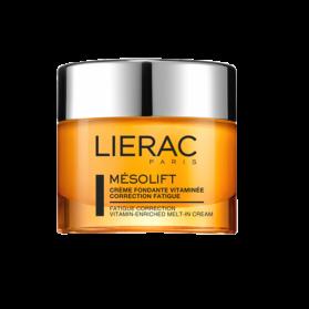 LIERAC - Mesolift - Crème Fondante Vitaminée, 50 ml
