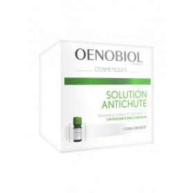 Oenobiol Cosmétiques Solution Antichute 12 Flacons