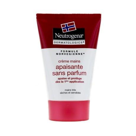 Neutrogena crème mains non parfumée 50 ml
