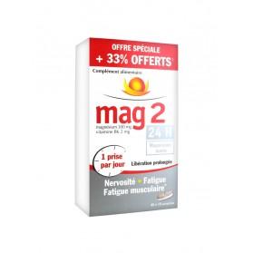 Mag 2 45 Comprimés + 15 Comprimés Offerts
