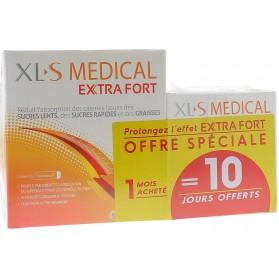 XL-S Médical Extra Fort - 120 comprimés + 40 comprimés offerts