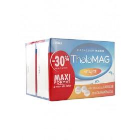 Thalamag Magnésium Marin Vitalité Lot de 2 x 60 Gélules