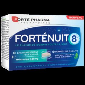 FORTE PHARMA - FortéNuit 8h, 15 comprimés