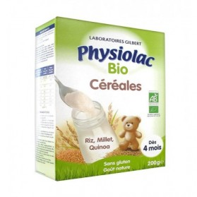 PHYSIOLAC CEREALES BIO Far B/200g
