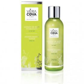 VERA COVA Lotion de Soin Hydratante Thé Vert 200ml