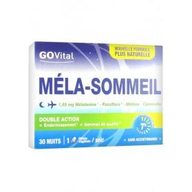 Govital Méla-Sommeil Nuit 30 Gélules
