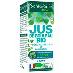 SANTAROME JUS DE BOULEAU BIO 200ML