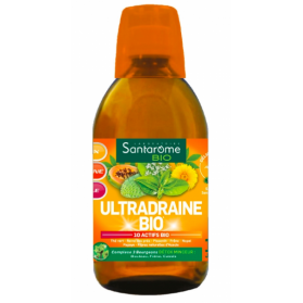 SANTAROME ULTRADRAINE BIO ANANAS 500ML