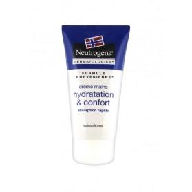 Neutrogena Crème Mains Hydratation et Confort 75 ml