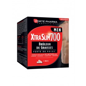 Forté Pharma Xtra Slim 700 Men 120 Gélules