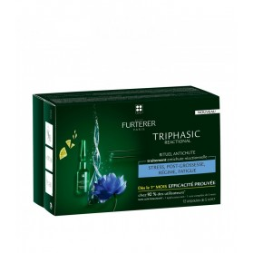RENE FURTERER TRIPHASIC RÉACTIONAL 12 AMPOULES de 5ml