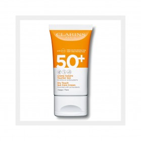 Crème Solaire Toucher Sec Visage UVA/UVB 50+ 50ml