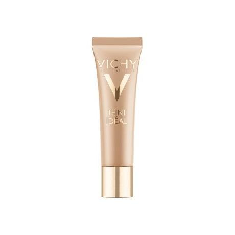 Vichy Teint Idéal Fond de Teint Lumière Crème peau sèche 15 SPF 20 30ml