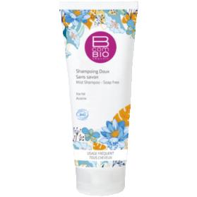 BCOMBIO Shampooing douceur végétal Fl/200ml