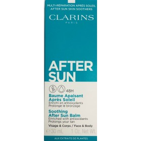 CLARINS AFTER SUN BAUME APAISANT APRES SOLEIL 30ML