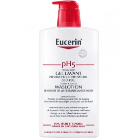 Eucerin pH5 Protection Gel Lavant 1 L