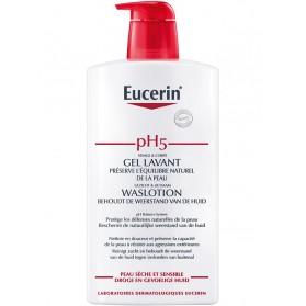 Eucerin pH5 Protection Gel Lavant 1 L