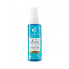 Sanoflore Aqua Aeria Brume Botanique Oxygénante Anti-Pollution 100 ml