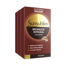 SUNSUBLIM BONZAGE INTEGRAL TRIPACKS